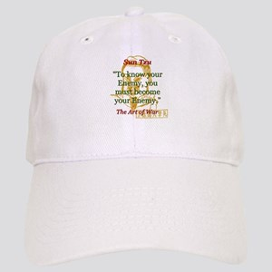 To Know Your Enemy - Sun Tzu Baseball Cap