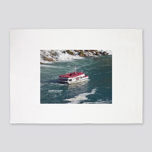 Hornblower Cruise 1 5'x7'Area Rug