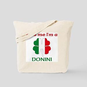 Donini Family Tote Bag