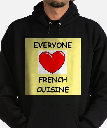 french cuisine Hoodie