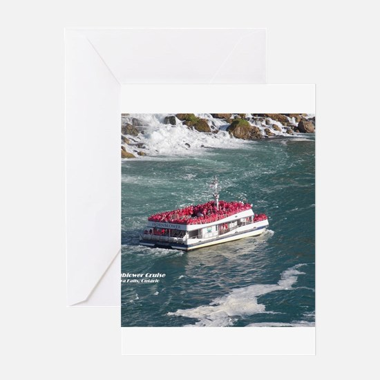 Hornblower Cruise 1 Greeting Cards