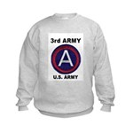 3RD ARMY Kids Sweatshirt