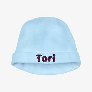 Tori Red Caps baby hat