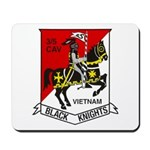 3RD SQUADRON 5TH CAVALRY Mousepad
