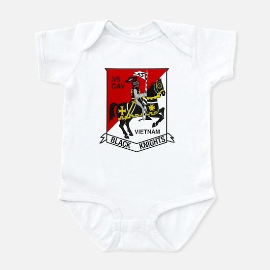 3RD SQUADRON 5TH CAVALRY Infant Bodysuit