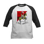 3RD SQUADRON 5TH CAVALRY Kids Baseball Jersey