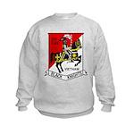 3RD SQUADRON 5TH CAVALRY Kids Sweatshirt
