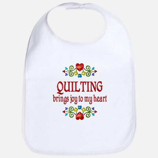 Quilting Joy Bib