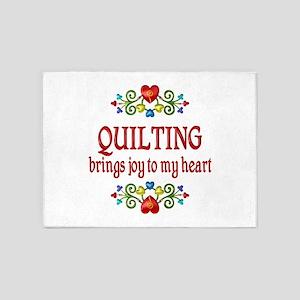 Quilting Joy 5'x7'Area Rug