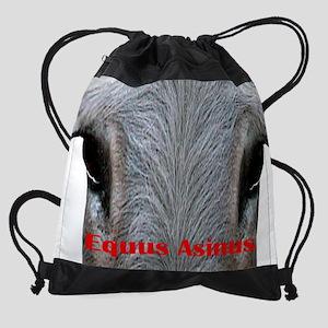 3-SOMEBUNNY IS WATCHING YOU mpad.pn Drawstring Bag