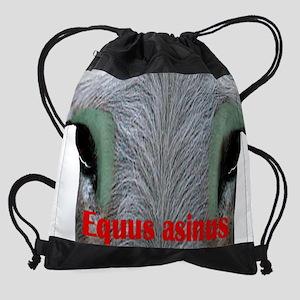 JENNET MOUSEPAD Drawstring Bag