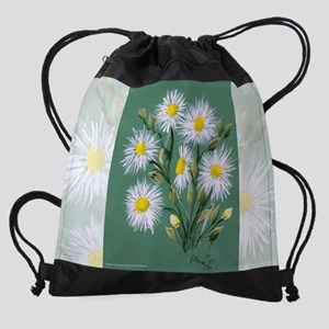 daisysgreen1 Drawstring Bag