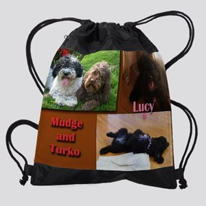june Drawstring Bag
