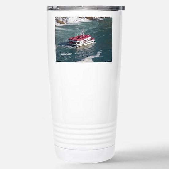 Hornblower Cruise 1 Stainless Steel Travel Mug