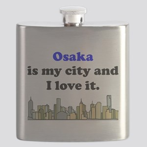 Osaka Is My City And I Love It Flask