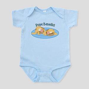 Pope Benedict Breakfast Body Suit