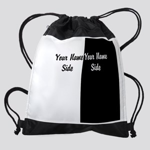 Your Side Here Drawstring Bag