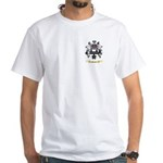Bartlet White T-Shirt
