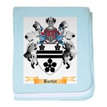 Bartlet baby blanket