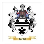 Bartlet Square Car Magnet 3