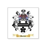 Bartlet Square Sticker 3
