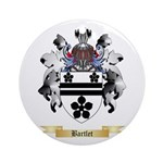 Bartlet Ornament (Round)