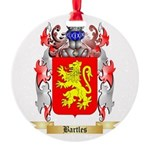 Bartles Round Ornament