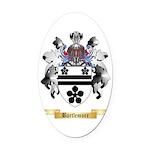 Bartlemore Oval Car Magnet