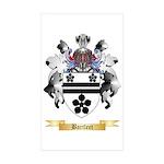 Bartleet Sticker (Rectangle 50 pk)