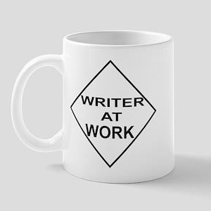 Writer at Work Writer's Mug