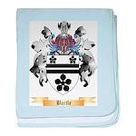 Bartle baby blanket