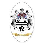 Bartkowiak Sticker (Oval 50 pk)
