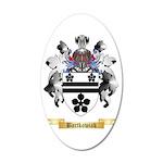 Bartkowiak 35x21 Oval Wall Decal