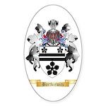 Bartkiewicz Sticker (Oval 10 pk)