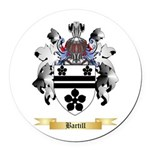 Bartill Round Car Magnet