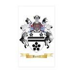 Bartill Sticker (Rectangle 50 pk)