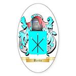 Bartie Sticker (Oval 50 pk)