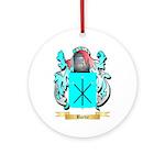 Bartie Ornament (Round)