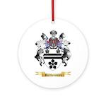 Bartholomieu Ornament (Round)