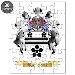 Bartholoma Puzzle