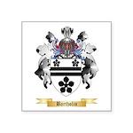 Bartholin Square Sticker 3