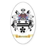 Bartholin Sticker (Oval 50 pk)