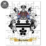 Bartholin Puzzle