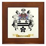 Bartholemew Framed Tile