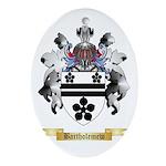 Bartholemew Ornament (Oval)