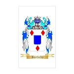 Bartholdy Sticker (Rectangle)