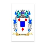 Bartholdy 20x12 Wall Decal