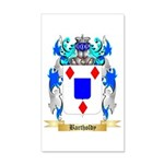 Bartholdy 35x21 Wall Decal