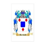 Barthold Sticker (Rectangle)