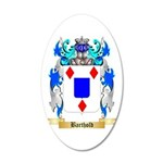Barthold 20x12 Oval Wall Decal